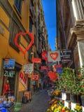 Napoli στοκ εικόνα με δικαίωμα ελεύθερης χρήσης
