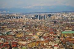 napoli Италии Стоковая Фотография RF