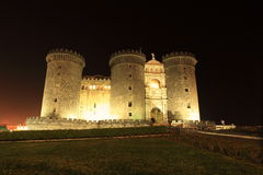 Napoli Castel Nuovo Royalty Free Stock Photo