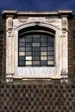 Napoli chiesa del gesu nuovo Royalty Free Stock Image