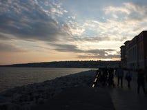 Napoli, Italia immagine stock libera da diritti