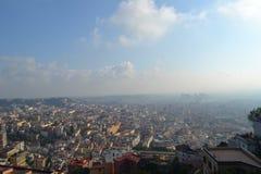 Napoli, Italien 2014 stockfotografie