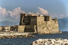 Napoli, Italy, lanscape stock image