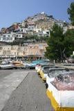 Napoli, Neapel, Italien Stockbild