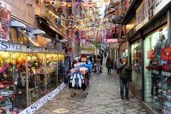 Napoli, quarto spagnolo Fotografia Stock Libera da Diritti