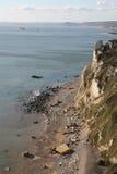 Napoli Schiffswrack Stockfotografie