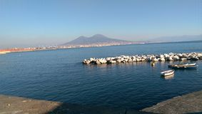 Napoli royalty free stock photo