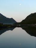 Napp i Lofoten mirroring Stock Image