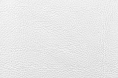 Nappa biały skóra Fotografia Royalty Free