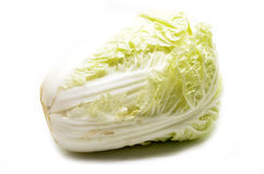 Nappa cabbage  Royalty Free Stock Images