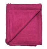 Nappe décorative de coton Photo stock
