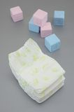 Nappies Stock Image