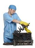 napraw silnika Zdjęcie Stock
