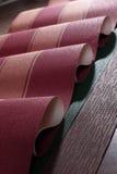 naprawa wallpapers Klasyczny wnętrze Zdjęcie Royalty Free