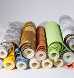 naprawa wallpapers Klasyczny wnętrze Fotografia Stock
