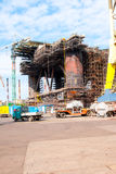 Naprawa wieża wiertnicza Obraz Royalty Free