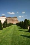 naprawdę ogrodniczego venaria Turin zdjęcie stock