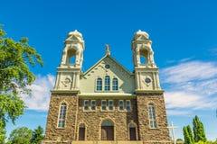 Naprawdę stary kościół Zdjęcie Royalty Free