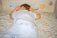 Naptime Royalty Free Stock Photography
