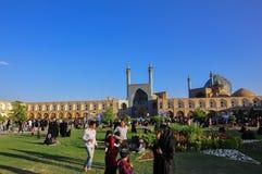 NAQSH-E JAHAN SQUARE ISFAHAN, IRAN Royalty Free Stock Image