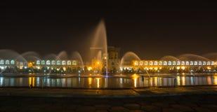Naqsh-e Jahan Square in Isfahan, Iran. Stock Images
