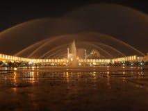 Naqsh-e Kwadrat Jahan fotografia royalty free