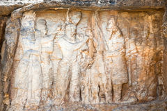 Naqsh-e Rajab. Iran Stock Photo