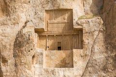 Naqsh-e Rostam, ancient necropolis in Iran Royalty Free Stock Photo
