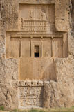 Naqsh-e Rostam, ancient necropolis in Iran Stock Photos