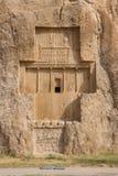 Naqsh-e Rostam, ancient necropolis in Iran Stock Image