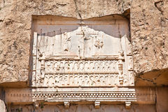 Naqsh-e Rostam, Tomb of Persian Kings Stock Photo