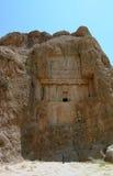 Naqsh-e Rostam, tombeau de roi persan, Iran Photos libres de droits