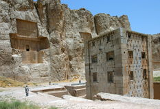 Free Naqsh-e Rostam, Tombs Of Persian Kings, Iran Stock Photo - 18904210