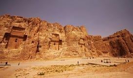 Naqsh-e Rustam Royaltyfria Bilder