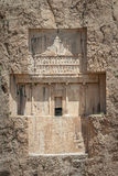 Naqsh-e Rustam ancient necropolis, Pars Province, Iran Stock Photo