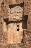 Naqsh-e Rustam, ein Friedhof in der Gleichheits-Provinz, der Iran Stockfotografie