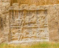 Naqsh-e Rustam relief Royalty Free Stock Images
