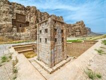 Naqsh-e Rustam ruins Royalty Free Stock Image