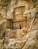 Naqsh-e Rustam tomb Royalty Free Stock Photography