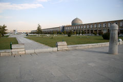 Naqsh-I Jahan Square in Esfahan Stock Images