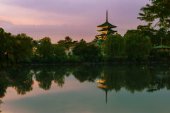 Nara Royalty Free Stock Photos