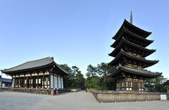 Nara Royalty Free Stock Image