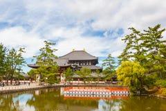 Nara Great Temple Stock Photos