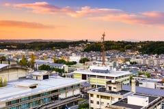 Nara Japan Cityscape Stock Photography