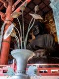 The great Buddha of Nara royalty free stock images