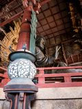 The great Buddha of Nara stock photos
