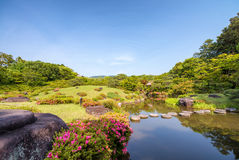Nara, Japan - UNESCO World Heritage Site. Isuien Garden from Mei Stock Photography