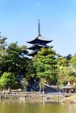 Nara Landmark Fotos de archivo libres de regalías