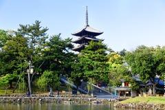 Nara Landmark Foto de archivo libre de regalías