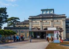 Nara National Museum Fotografia Stock Libera da Diritti
